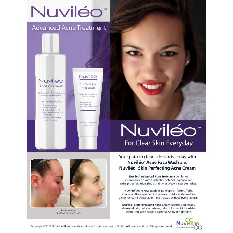 Makeup with salicylic acid